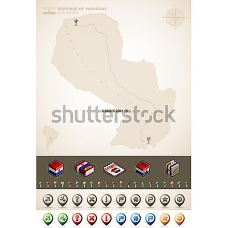 Lebanese Republic Stock photo © Vectorminator