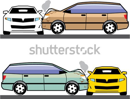Wagon illustration clip-art image automobile Stock photo © vectorworks51