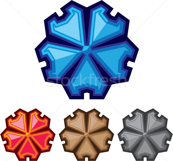 Design elements vector illustration clip-art eps Stock photo © vectorworks51