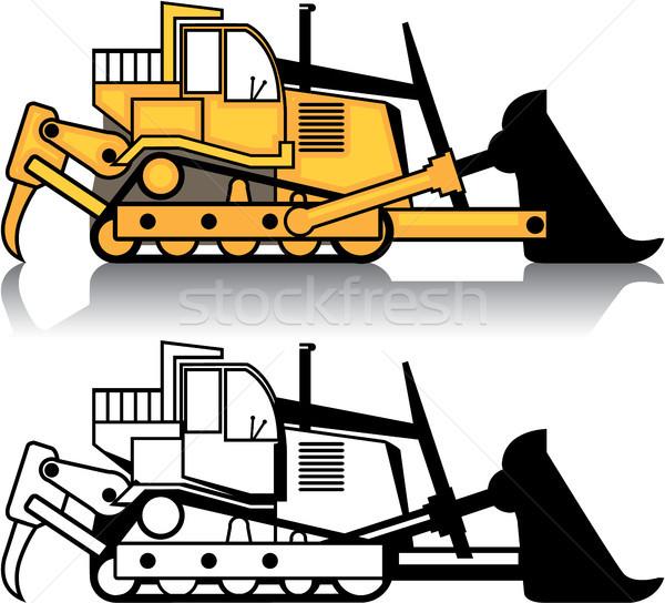 車両 クリップアート 画像 建物 建設 金属 ストックフォト © vectorworks51