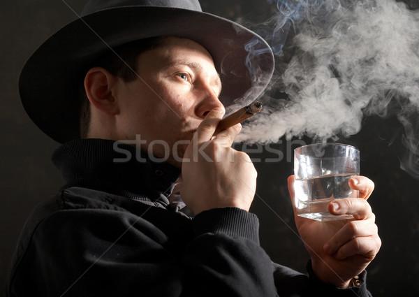 Young man Stock photo © velkol
