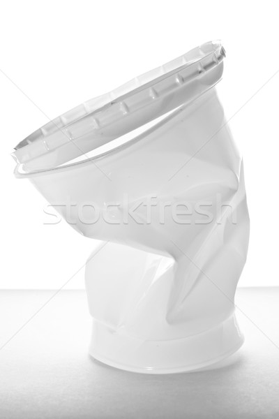 Foto stock: Copo · estoque · foto · imagem · grande · branco