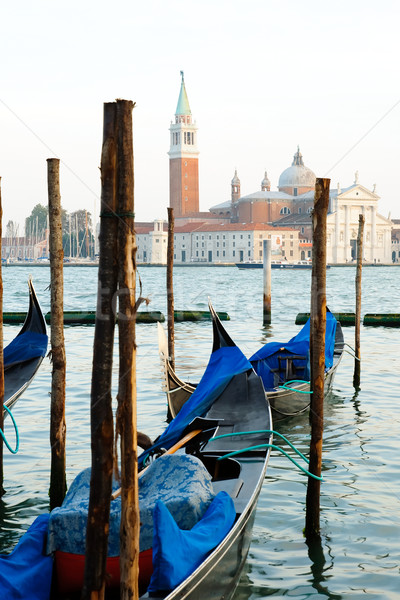 Gondolas Stock photo © velkol
