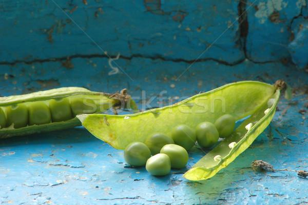 Green peas Stock photo © velkol