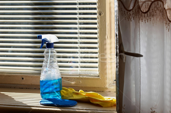 Cleaning means Stock photo © velkol