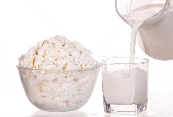 Milk product Stock photo © velkol