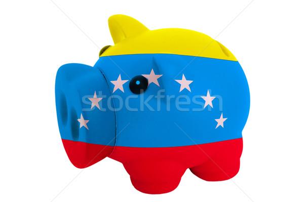 Malac gazdag bank színek zászló amerikai Stock fotó © vepar5