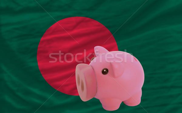 Rico banco bandeira Bangladesh Foto stock © vepar5