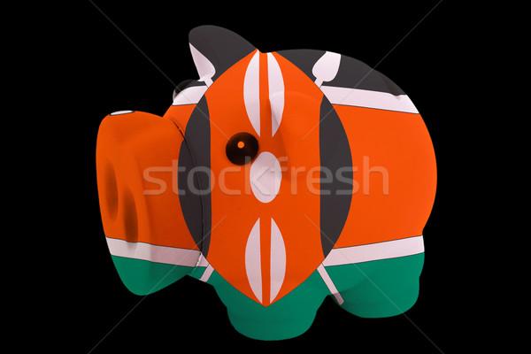 豊富な 銀行 色 フラグ ケニア ストックフォト © vepar5