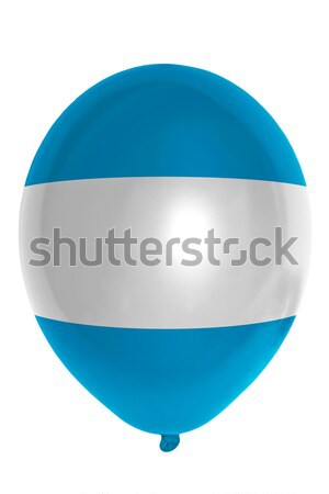 Ballon pavillon Botswana heureux fond Photo stock © vepar5