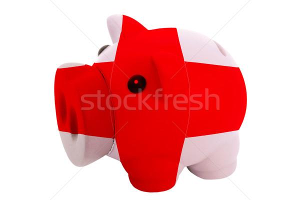 豊富な 銀行 色 フラグ エクアドル ストックフォト © vepar5