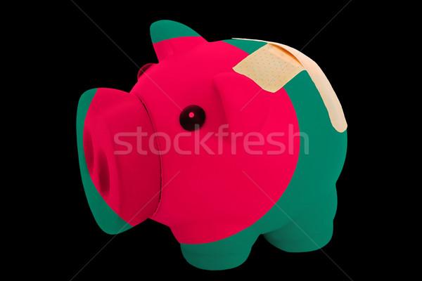 Riche banque couleurs pavillon Photo stock © vepar5