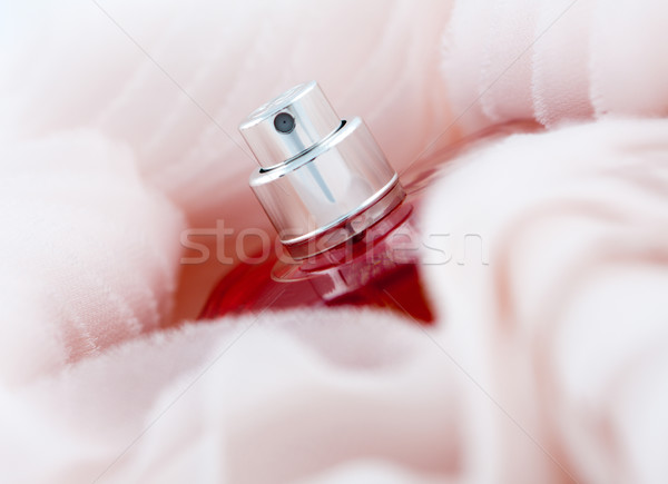 Perfume Bottle With Atomiser Stock photo © veralub