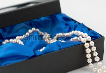 A Gift Of Pearls Stock photo © veralub
