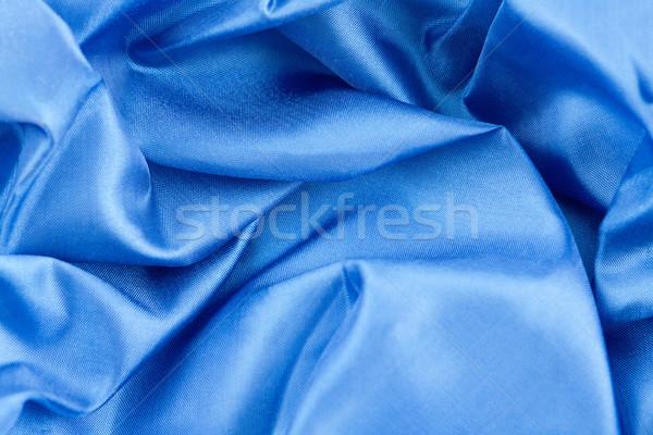 Soft lusso satinato tessuto abstract piegato Foto d'archivio © veralub