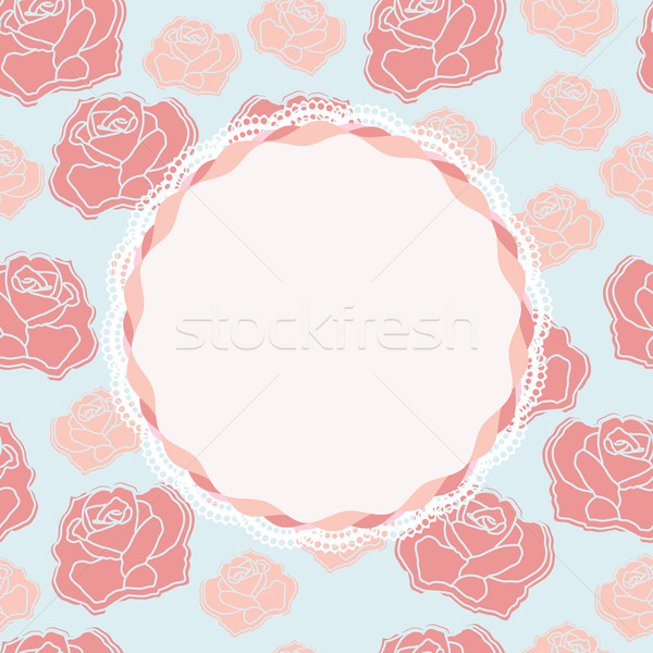 Stockfoto: Mooie · steeg · ontwerp · vacant · centraal · roze