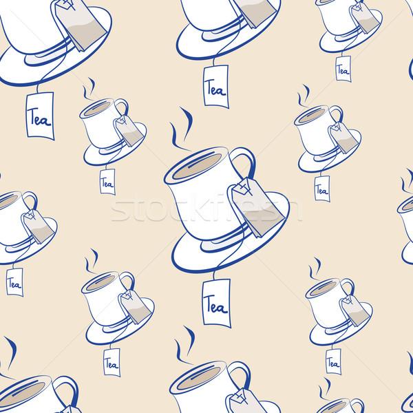 Teatime Stock photo © veralub
