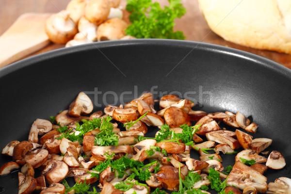 mushrooms Stock photo © vertmedia