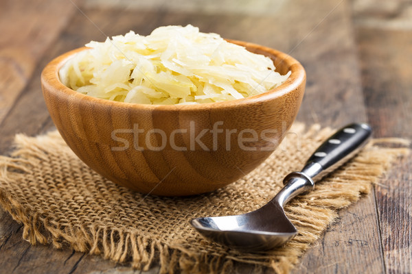 Greek coleslaw Stock photo © vertmedia