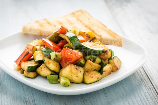 Grilled veggies Stock photo © vertmedia