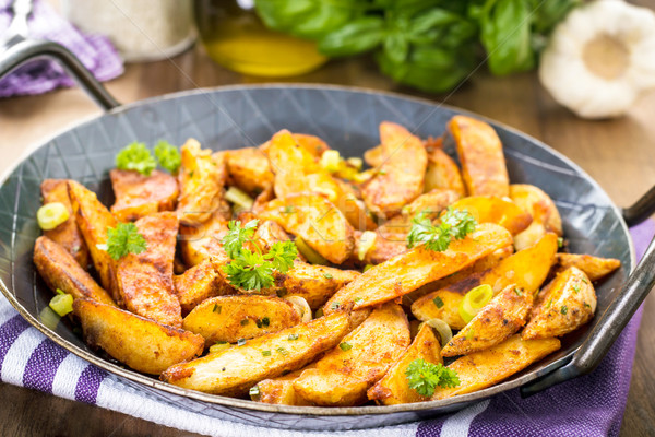 potato wedges Stock photo © vertmedia