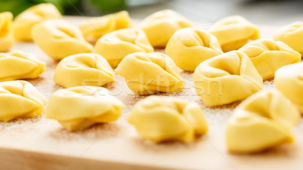 Tortelloni Stock photo © vertmedia