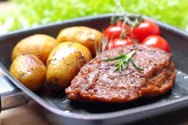Veggie-Steak Stock photo © vertmedia