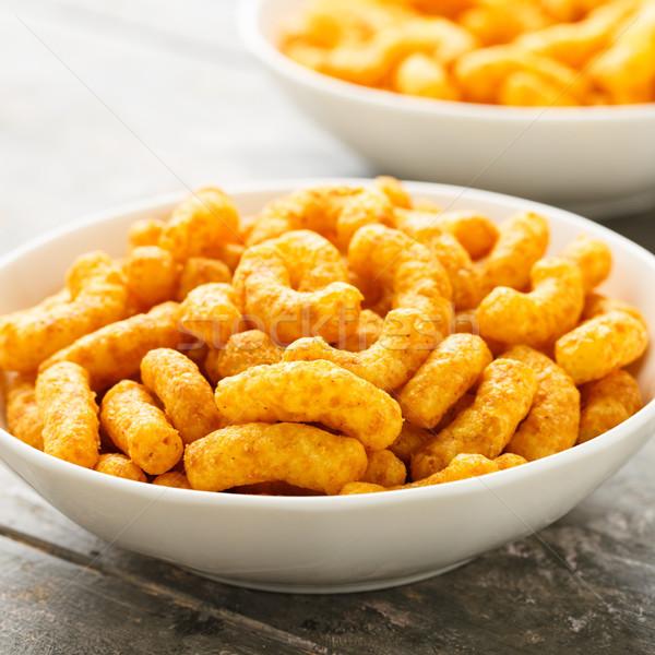Peanut puffs Stock photo © vertmedia