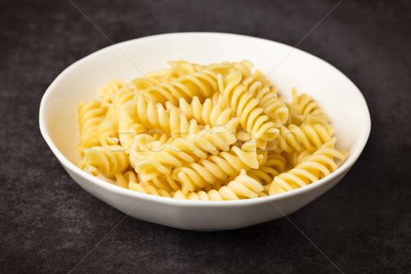 Pasta - Fusilli  Stock photo © vertmedia