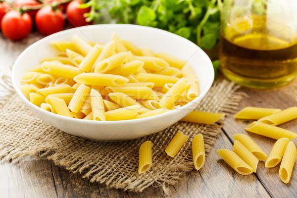 Pasta - Penne  Stock photo © vertmedia