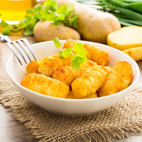 potato croquettes Stock photo © vertmedia
