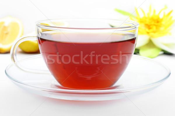 cup of darjeeling tea Stock photo © vertmedia