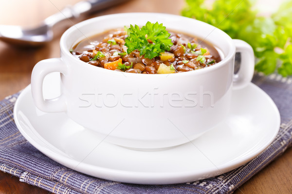 lentil soup Stock photo © vertmedia