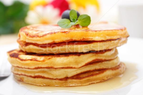 pancakes Stock photo © vertmedia