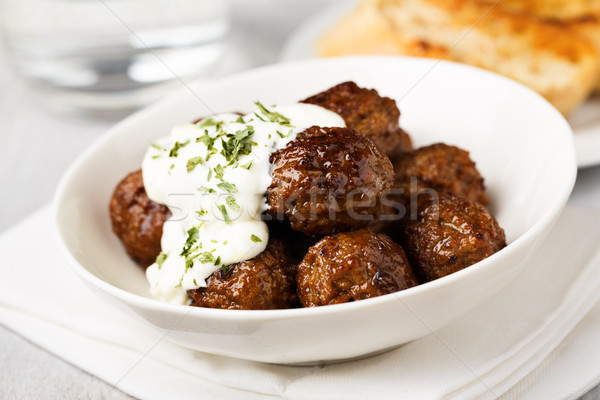 meatballs Stock photo © vertmedia