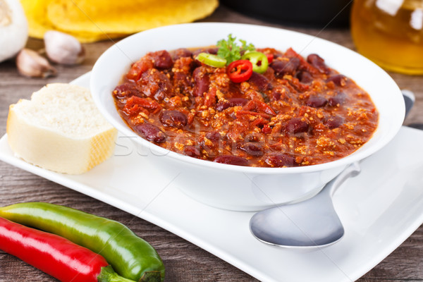 Chili con carne Stock photo © vertmedia