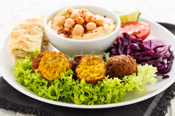 Falafel Stock photo © vertmedia