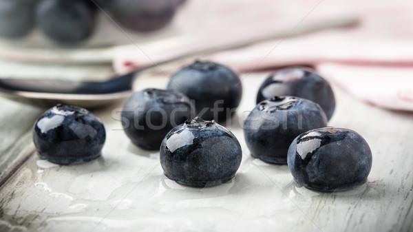 bluebeeries Stock photo © vertmedia