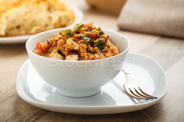quinoa tabbouleh Stock photo © vertmedia
