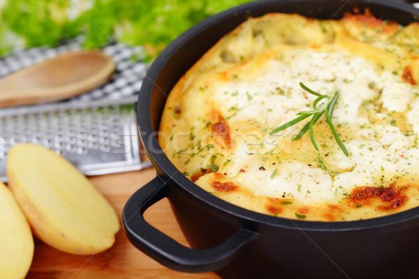 potato bake Stock photo © vertmedia