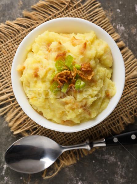 mashed potatoes Stock photo © vertmedia