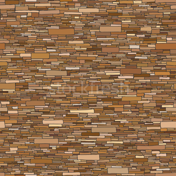 бесшовный стены прямоугольный кирпича вектора Сток-фото © Vertyr