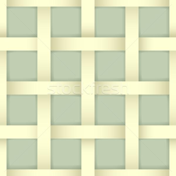 ベクトル シームレス 紙 ストリップ デザイン パターン ストックフォト © Vertyr