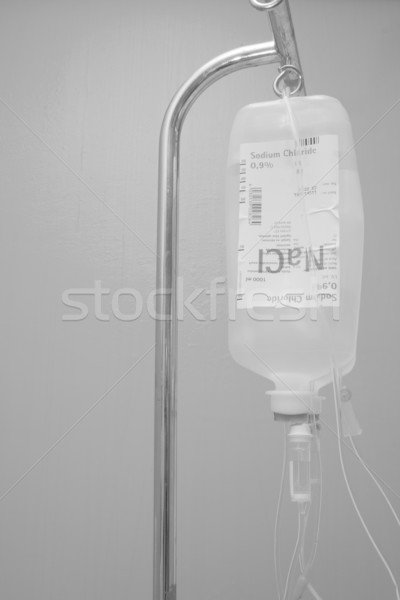 White black foto maded about drip Stock photo © vetdoctor