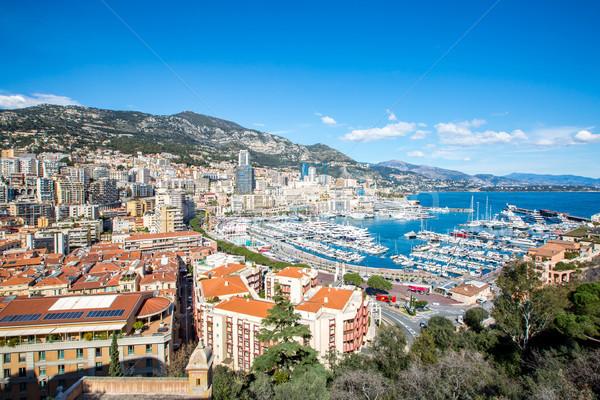 Monaco Monte Carlo Stock photo © vichie81