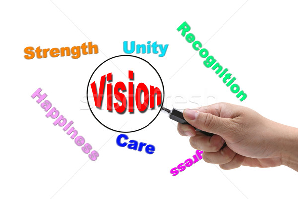 vision Stock photo © vichie81