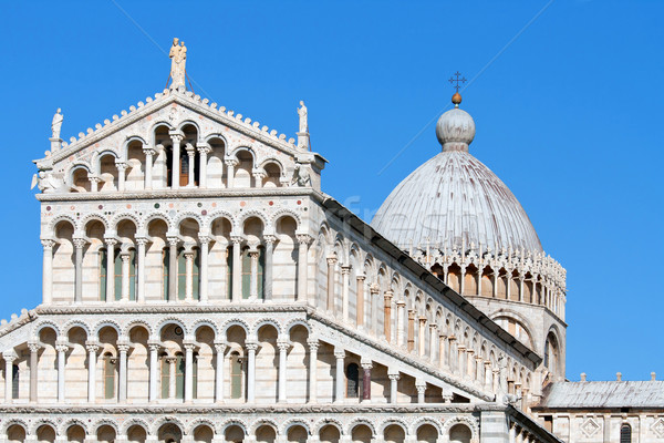 cathedral of Pisa duomo Stock photo © vichie81