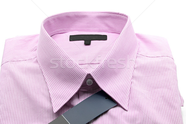 red business shirt Stock photo © vichie81