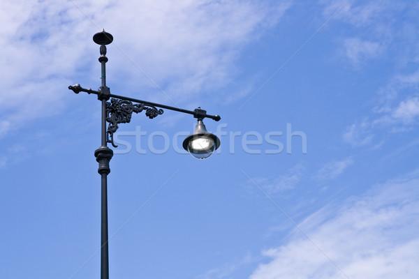 lamp post Stock photo © vichie81