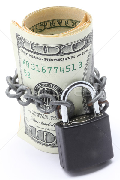 Money Saving Insurance Concept Stock photo © vichie81